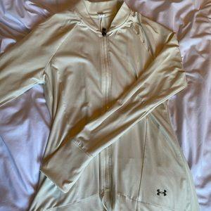 under armour zip-up jacket
